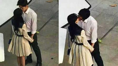 《微微一笑很倾城》杨洋、郑爽甜蜜吻戏提前先看