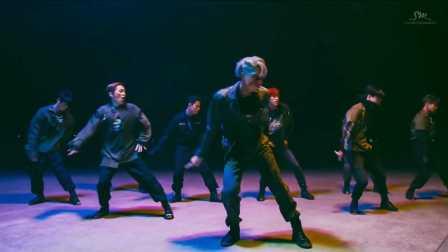 EXO 《Monster》 韩版MV 160610 张艺兴 吴世勋 朴灿烈 金珉锡 金俊勉 边伯贤 金钟大 都暻秀 金钟仁