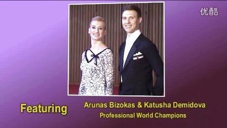 阿鲁纳斯&卡秋莎《音乐感》摩登舞教学 - Musicalith_Arunas&Katusha