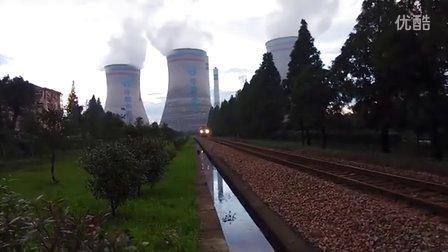 金千线火车视频