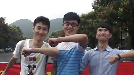 浙工大2012级新生开学典礼大屏幕视频