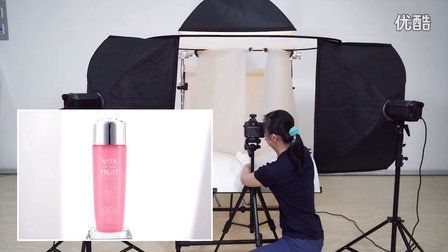 《啊摄影》之化妆品的拍摄方法产品摄影