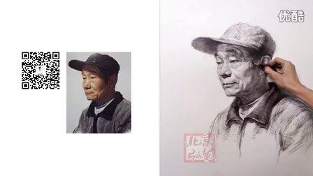 周杨老师男老年头像示范