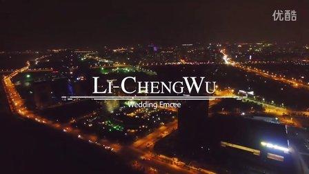 真映像出品「MC李成武」2016婚礼主持集锦ZHENStudio
