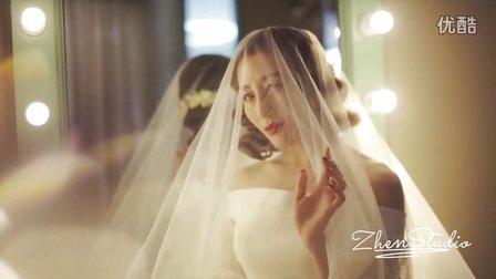 真映像「朱益剑+王倩倩」爵色舞蹈开场+ 婚礼迎亲快剪