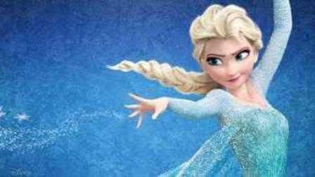 《Let it go》钢琴版---电影《冰雪奇缘》主题曲