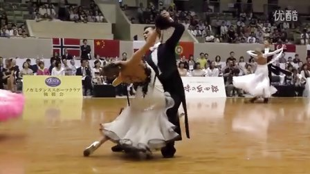 2016.7.9 WDSF World Youth STD Kitakyushu 日本世锦青年摩登舞决赛(W.T.Q)1080P