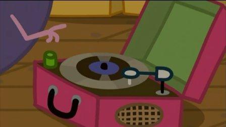 粉红猪小妹开了一个电唱机舞会,小猪佩奇在爷爷的阁楼里发现了什么?