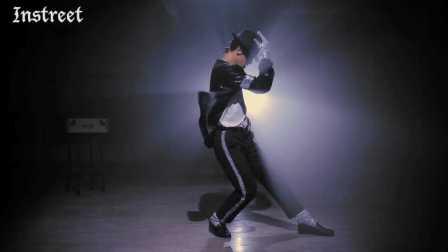 迈克尔杰克逊跳过街舞 街舞视频