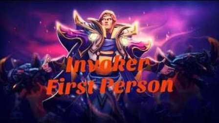 [SFM Dota 2] Invoker - first person