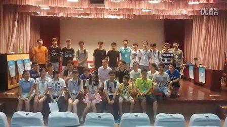 2016年松江一中联盟赛最后的膜拜