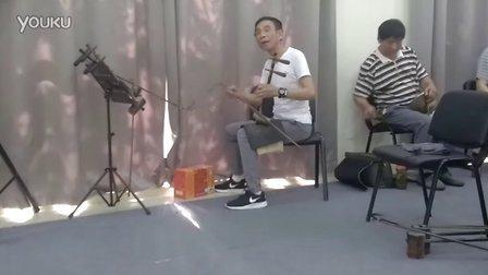 马老师操琴《文昭关》