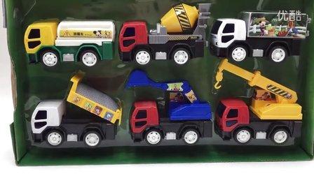 迪士尼 米奇妙妙屋 工程车玩具
