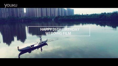 林夕映画 WEDDING FILM 《HAPPY 26TH Birthday》