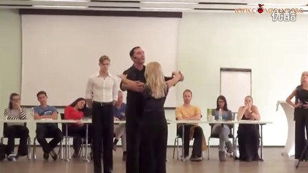 摩登舞讲学 WDSF编排与演绎 -Asis Khadjeh-奥地利夏季训练营CompCamp