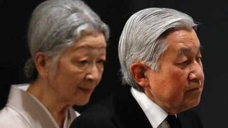 爆笑话热点:日本天皇要退位?没想到当天皇这么憋屈