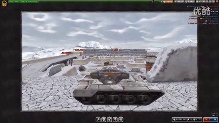 【南北】3D坦克&狙击连杀秀