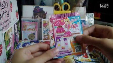 云梦甜心家的偶像活动卡片到货了