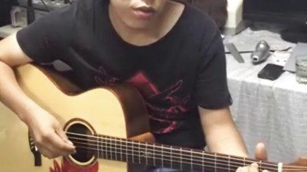 民谣歌手 坤子 原创 《花途》