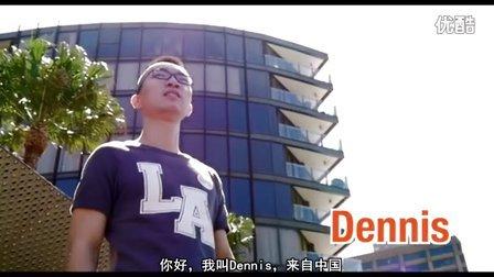 查尔斯特大学学习中心现任学生 – Dennis