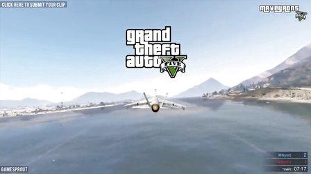 《GTA5》最碉堡时刻#EP1