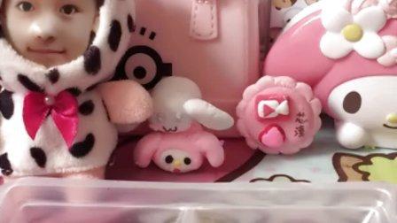 日本食玩【苹果味糯米糍】