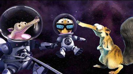 速电影76 《冰川5》松鼠爆笑引发星际碰撞