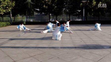 汝南县天中山太极拳训练队