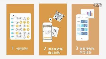 门口学习网--如何用手机扫描答题卡