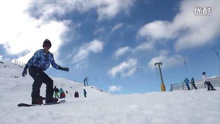 新西兰滑雪初体验