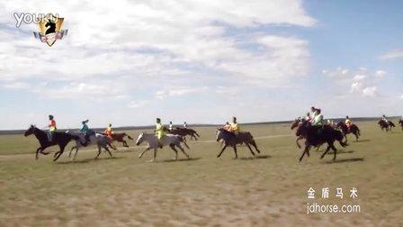 2016年9月6日,中华民族大赛马第四站在锡林郭勒盟阿巴嘎旗开赛