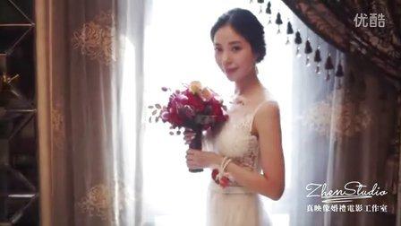 真映像「项兆智+张诗晗」迎亲快剪视频ZHENStudio