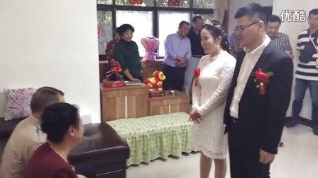 王伟、王楠2016国庆节囍结婚