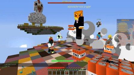 暮云 Minecraft●小游戏系列之小游戏大串烧2VS小米丸子