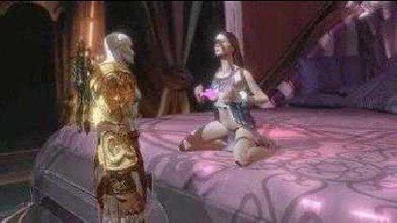 【野兽游戏】战神3波塞冬女儿与爱神大战300回合、直播实况解说第7期