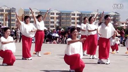 察哈尔广场舞《中国美》