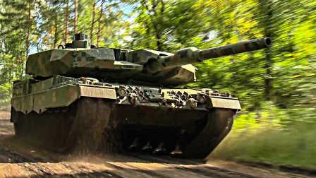 莱茵金属公司豹2PL主战坦克