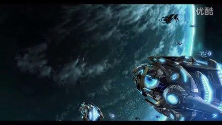 【萨摩】星际2虚空之遗-最终决战之前的全员静止?