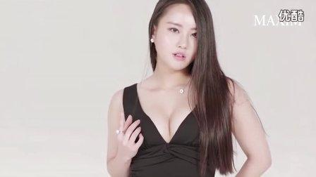【恋上女的美】MAXIM KOREA系列性感美腿美胸模特写真