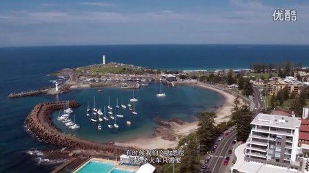 澳大利亚伍伦贡大学全新宣传视频(中文字幕)