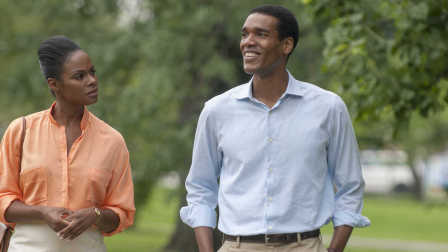 看奥巴马如何撩妹《美国第一情缘/南边有你 Southside With You》高清中字中文香港版预告:与米歇尔初次约会|哈佛法律系