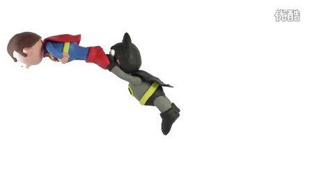 吉娃娃牧羊犬哈士奇贵宾犬橡皮泥超人蝙蝠侠