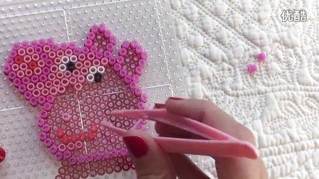 手脑并用:益智锻炼佩佩猪儿童玩具小猪佩奇手工【童年的模样】出品