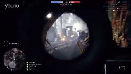 Battlefield 1 12.05.2016 - 李恩菲尔德封锁桥头