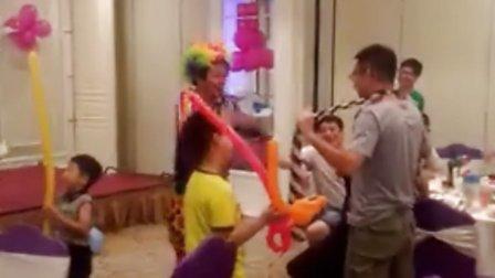 南京 作死帝疯狂实验室 小丑表演