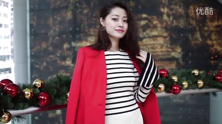 文杏时尚日记 第二十四期 圣诞红色穿搭tips!