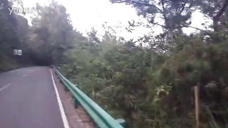 骑行清源山,无压力