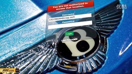 兰博基尼全车施工UPPF采用先进的DCP裁切系统安全高效!