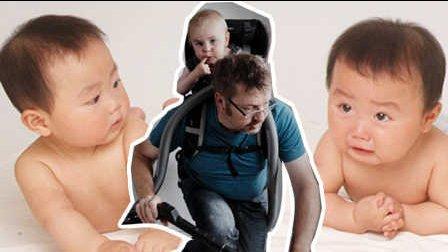 笑死不偿命:看奶爸如何制服双胞胎儿子