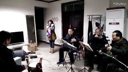 汝州市小屯镇马婷演唱《张桂英在荒郊》